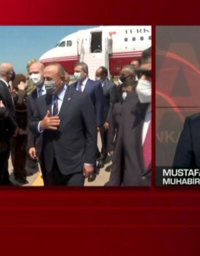 NATO Zirvesi öncesi kritik ziyaret... Çavuşoğlu, Akar, Soylu, Altun ve Kalın Libya'daydı.