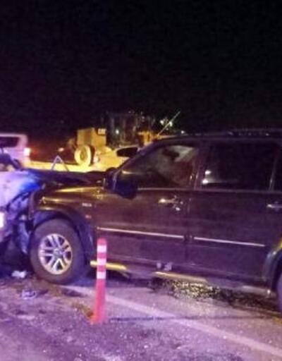 Tekirdağ'da 2 kaza: 2 ölü 3 yaralı