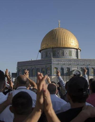 Hamas'tan Mescid-i Aksa çağrısı