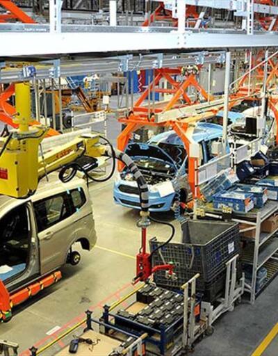 Otomotiv üretimi yüzde 23, ihracatı yüzde 18 arttı