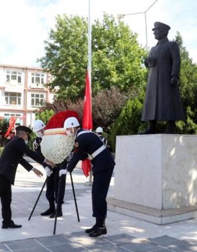 Çanakkale'de, Jandarma Teşkilatı'nın 182'nci kuruluş yılı kutlandı