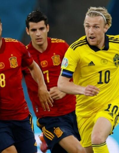İspanya, İsveç savunmasını aşamadı