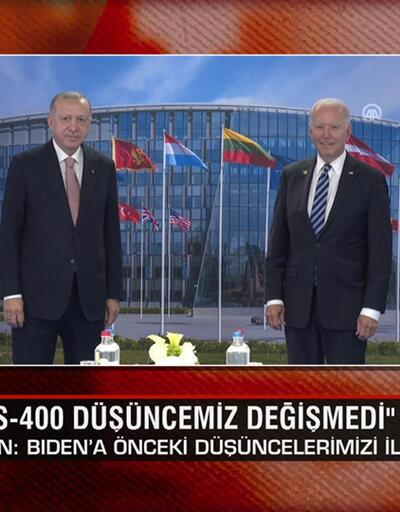 Cumhurbaşkanı Erdoğan'ın NATO zirvesi sonrası verdiği mesajlar Akıl Çemberi'nde değerlendirildi