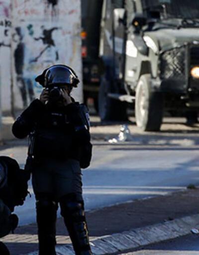 İsrail polisinden Filistinlilere müdahale: Çok sayıda yaralı var