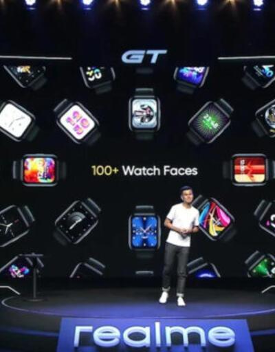 Realme Watch 2 meraklısıyla buluşuyor