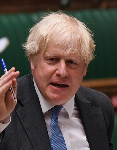 Johnson'dan Sağlık Bakanı'na küfür