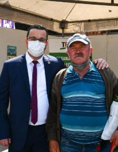 Mustafakemalpaşa'da Dünya Çölleşme Günü etkinliği
