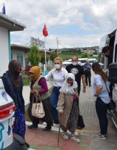 Tekirdağ'da dilenci operasyonunda 15 kişi yakalandı