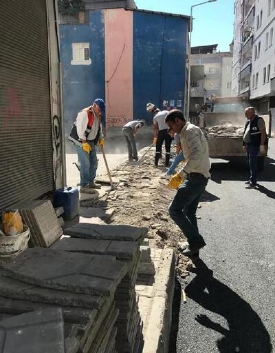Bağlar Belediyesi'nden 11 mahallede alt yapı çalışması