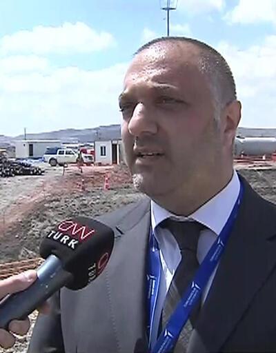 İlk kez CNN TÜRK'te: Türkiye'nin yerli savaş uçağı burada test edilecek