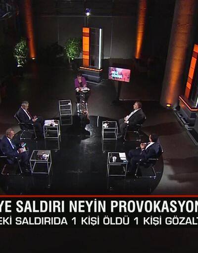 HDP'ye saldırı neyin provokasyonu? Demirtaş'ın asıl hedefi kim? İmamoğlu o mitingi neden yaptı? Gece Görüşü'nde tartışıldı