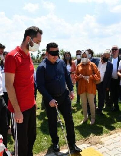 Mustafakemalpaşa Belediyesi Engelsiz Yaşam Merkezi, festival düzenledi