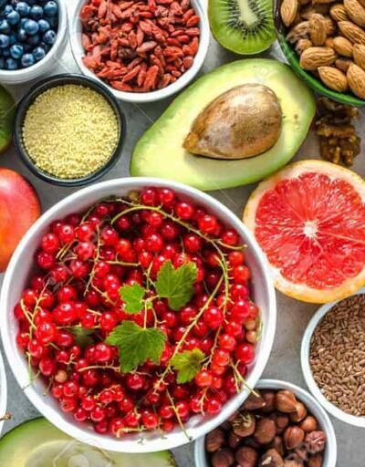'Covid-19 sürecinde antioksidan zengini besinler tüketilmeli'