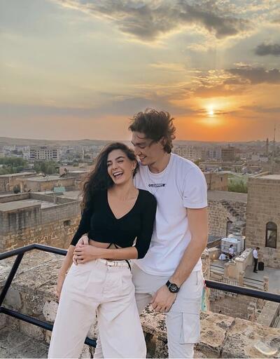 Ebru Şahinile Cedi Osman'la evlilik yolunda