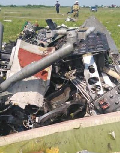 Rusya'da uçak kazası: 4 ölü