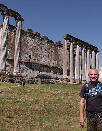 Anadolu'nun etkileyici antik kenti Aizonai'nin hikayesi Yeşil Doğa'da ekrana geldi