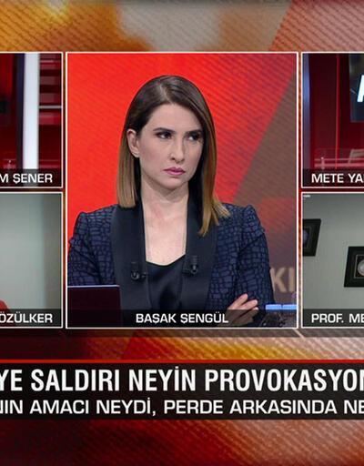 HDP'ye saldırı neyin provokasyonu? Saldırının perde arkasında ne var? Türkiye'de kimler kaos istiyor? Akıl Çemberi'nde tartışıldı