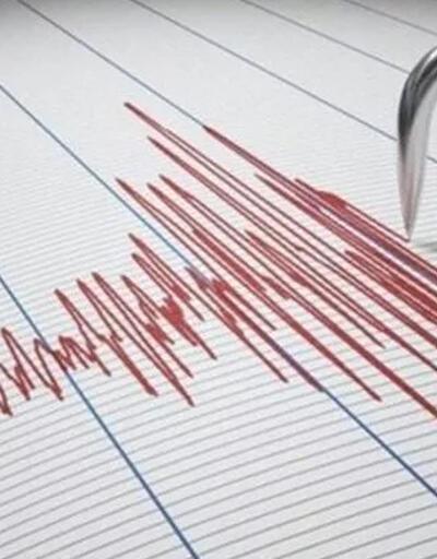 İzmir Körfezi'nde korkutan deprem