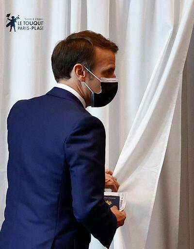 Fransa'da Macron'a seçim darbesi