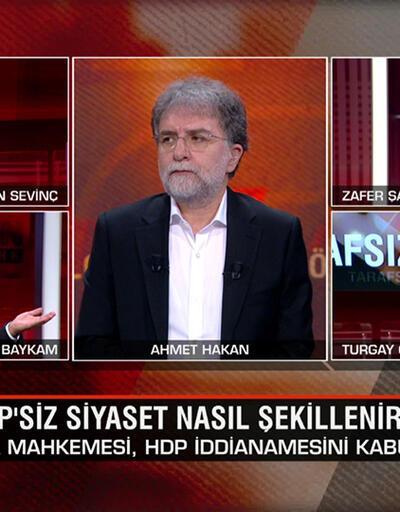 HDP'siz siyaset nasıl şekillenir? Kim HDP'nin yanında, kim mesafeli? HDP'ye saldırı neyin provokasyonu? Tarafsız Bölge'de tartışıldı