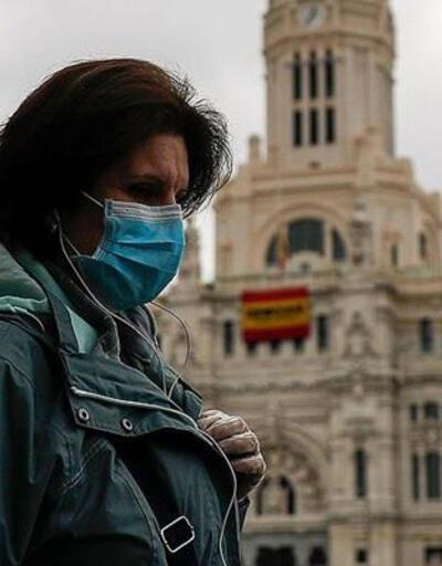 İspanya'da Kovid-19'dan son 24 saatte 30 kişi hayatını kaybetti