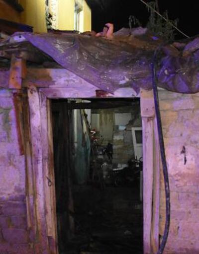 Konya'da yangın faciası: 3 çocuk öldü