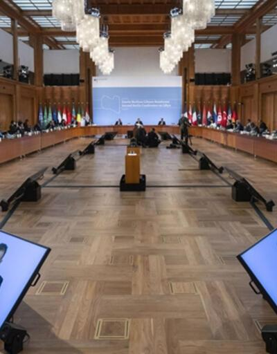 Son dakika haberi: İkinci Berlin Konferansı sona erdi