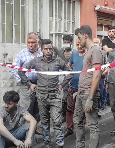 Son dakika haberi: Bayrampaşa'da korkutan patlama