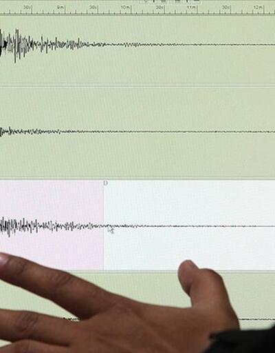 Van'da 3,5 büyüklüğünde deprem