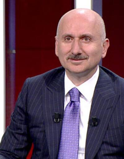 Son dakika... Bakan Karaismailoğlu, CNN TÜRK'te