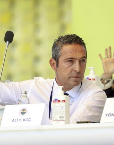 Ali Koç yeniden başkan seçildi
