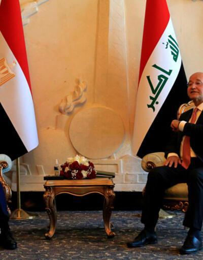 Mısır'dan Irak'a 30 yıl sora ilk kez cumhurbaşkanı düzeyinde ziyaret
