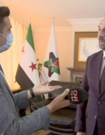 Nasr El-Hariri CNN TÜRK'e konuştu