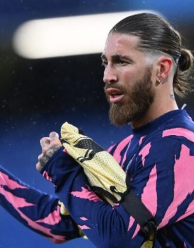 Sergio Ramos PSG'ye imza attı