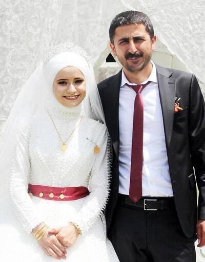 DHA muhabiri Ramazan Demir evlendi