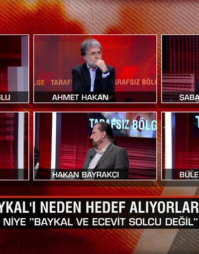"""Zülfü Livaneli niye """"Baykal ve Ecevit solcu değil"""" dedi? Baykal'ı neden hedef alıyorlar? Tarafsız Bölge'de tartışıldı"""