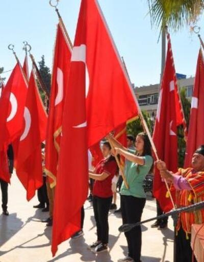 Türk askerinin Reyhanlı'ya girişinin 83. yıldönümü kutlandı