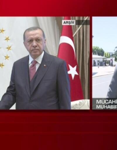 Cumhurbaşkanı Erdoğan, Mahmud Abbas ile görüşecek