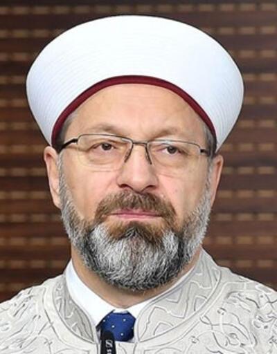"""Diyanet İşleri Başkanı Erbaş'tan """"Ayasofya"""" paylaşımı"""