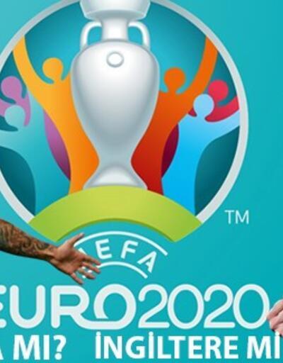 İtalya İngiltere EURO 2020 final maçı canlı yayın ne zaman, saat kaçta, hangi gün?