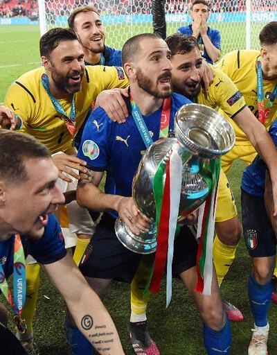 EURO 2020 finaline damga vuran an