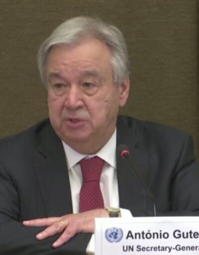 BM Genel Sekreteri'nin eşitlik vurgusu Rumları rahatsız etti