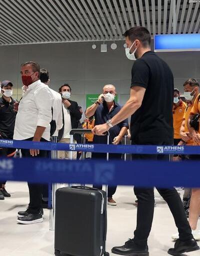 Galatasaray'dan Yunanistan'a tepki