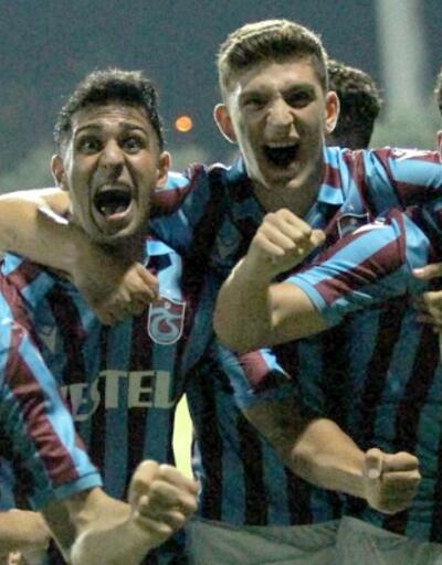 U19 Gelişim Ligi'nde Trabzonspor şampiyon oldu