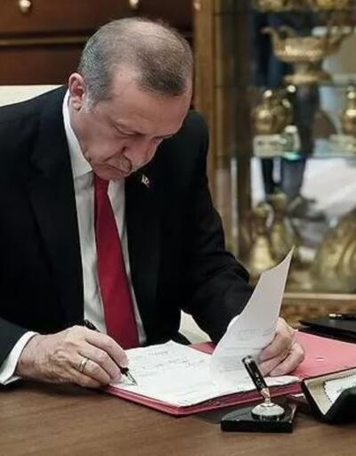 Cumhurbaşkanı Erdoğan imzaladı: Yeni atama kararları Resmi Gazete'de