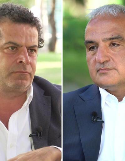 Kültür ve Turizm Bakanı Mehmet Nuri Ersoy, tartışılan ve merak edilen konuları 5N1K'da yanıtladı