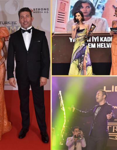 2. Türkiye Lider Marka Ödülleri muhteşem bir geceyle sahiplerini buldu
