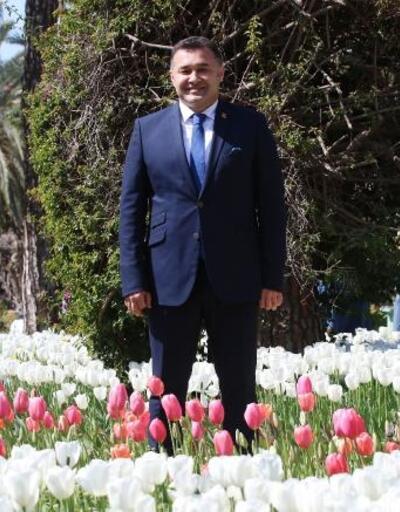 Başkan Yücel'den bayram kutlaması