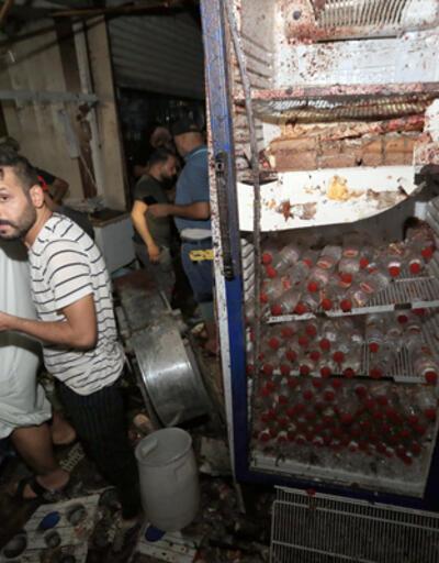 Son dakika haberi: Bağdat'ta büyük patlama: 22 kişi öldü, 47 kişi yaralandı