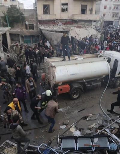 Esad bayram öncesi saldırdı